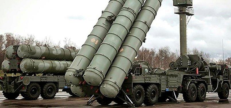 RUSYA'DA S-400 EĞİTİMİ BAŞLADI