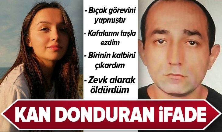 CEREN'İN KATİLİNİN KAN DONDURAN İFADESİ!