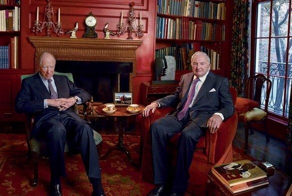 Tarihin en karanlık ailesi; Rockefeller! ABD ve İsrail'in arkasındaki gerçek güç