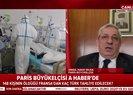 Fransa koronavirüs karantinasında! Fransadaki Türklerin durumu nasıl? Paris Büyükelçisi İsmail Hakkı Musa A Habere konuştu  Video