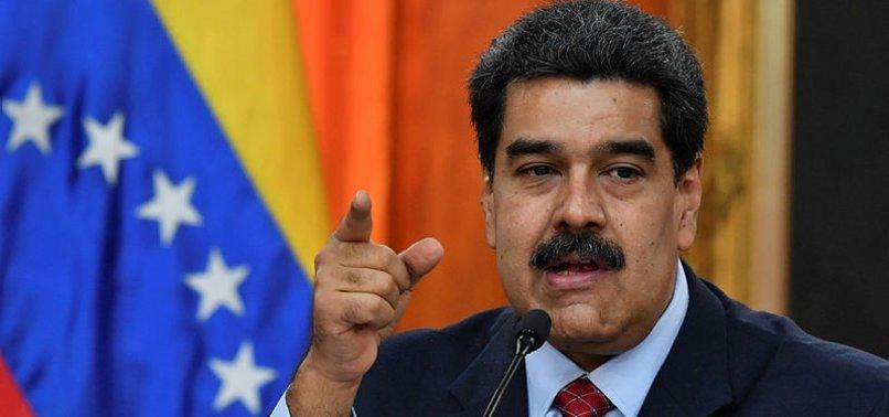 MADURO: TRUMP İLE KARŞI KARŞIYA GELDİĞİNDE ONA...