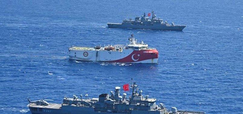 Son dakika: Türkiye'den Atina'ya Ege uyarısı: Limni Adası'nda gayri askeri statü ihlali yapıldı