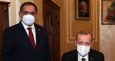 Başkan Erdoğan Samsun Büyükşehir Belediyesini ziyaret etti