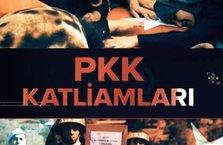 PKK katliamları | A Haber belgeseli