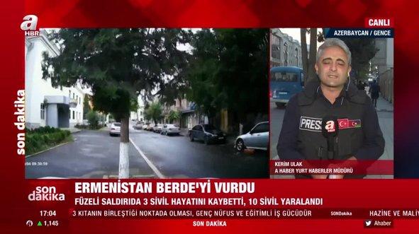 Ermenistan'dan sivillere alçak saldırı