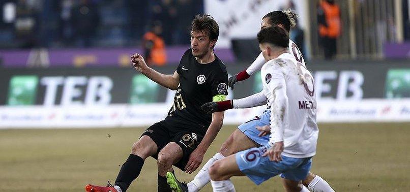 OSMANLISPORLU FUTBOLCU UEFA'DA HAFTANIN 11'DE