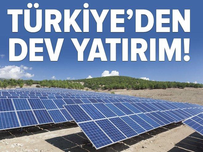 TÜRKİYE'DEN PAKİSTAN'A ENERJİ YATIRIMI