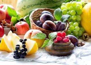 Uzun yaşamın sırrı sağlıklı besinler! İşte gelmiş geçmiş en sağlıklı gıdalar listesi