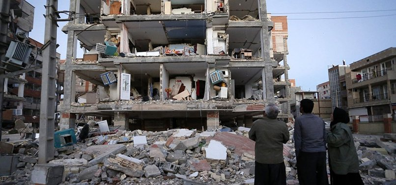 İRAN'DA BÜYÜK DEPREM! YÜZLERCE YARALI VAR