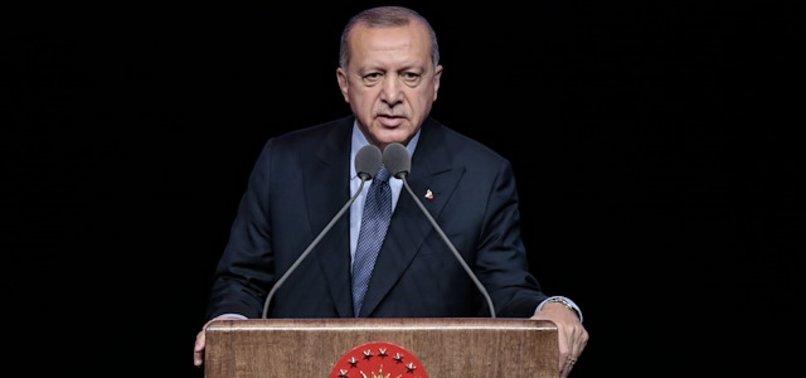 BAŞKAN ERDOĞAN 'YARGI REFORMU' PAKETİNİ AÇIKLADI