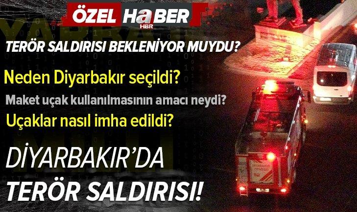 Terör saldırısı için neden Diyarbakır seçildi? PKK neden maket uçaklarla saldırdı? Uçaklar nasıl imha edildi? Coşkun Başbuğ A Haber'de açıkladı