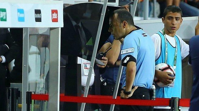 Ziraat Türkiye Kupası'nda görev alacak hakemler açıklandı