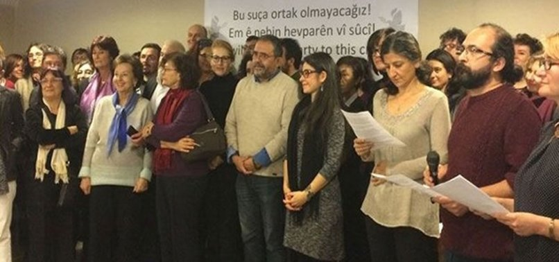 AYM'NİN AKLADIĞI KİŞİLER PKK'YA TERÖR ÖRGÜTÜ DEMEDİ!