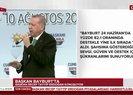 Başkan Erdoğan'dan son dakika döviz çağrısı: Yastığının altında doları, avrosu altını olan varsa bozdursun!