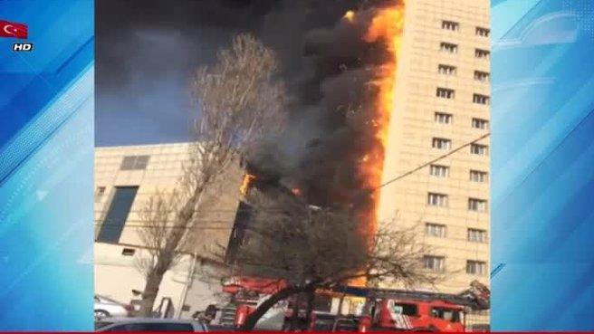 Hastane neden yandı? Rapor açıklandı