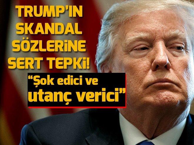 BM'DEN DONALD TRUMP'A SERT TEPKİ!
