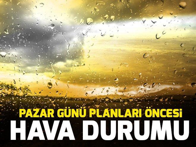 METEOROLOJİ'DEN İSTANBULLULARA MÜJDE!