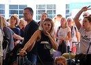 Antalya Havalimanı'nda 'Thomas Cook' yoğunluğu