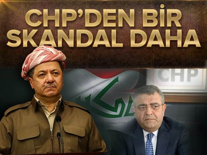 Barzani'ye yaptırım CHP'yi rahatsız etti