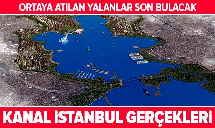 Kanal İstanbul gerçekleri!