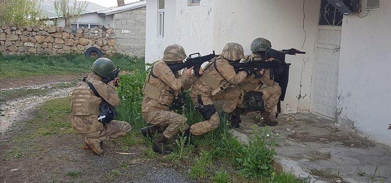SON DAKİKA! 29 İLDE PKK'YA OPERASYON: 418 GÖZALTI