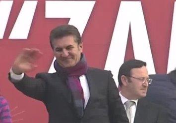 Mustafa Sarıgül parti için ilk adımı attı! Türkiye Değişim Partisi geliyor