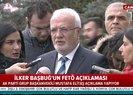 AK Parti Grup Başkanvekili Mustafa Elitaş'tan İlker Başbuğ açıklaması