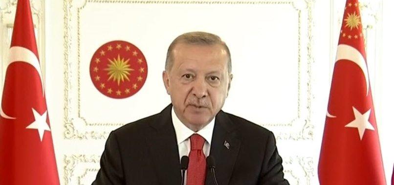 Son dakika: Başkan Erdoğan'dan hidroelektrik üretim tesisleri açılış töreninde önemli açıklamalar
