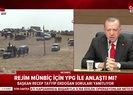Başkan Erdoğan'dan son dakika Ayn El Arap Kobani ve Münbiç açıklaması |Video