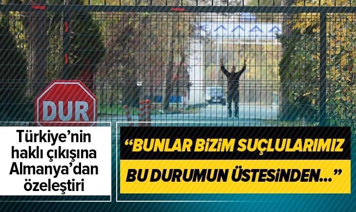 ALMAN MEDYASINDAN DEAŞ ÖZELEŞTİRİSİ: BUNLAR BİZİM SUÇLULARIMIZ!
