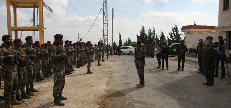 SURİYE MİLLİ ORDUSU PKK/YPG İÇİN HAREKETE GEÇTİ
