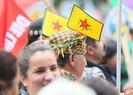 Almanya'da skandal! Kilisede terör örgütü YPG'ye destek ayini