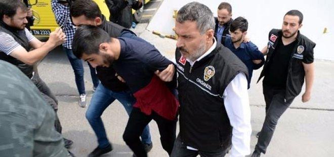 İSTANBUL'DA ORGANİZE SUÇ ÖRGÜTÜNE OPERASYON DÜZENLEDİ