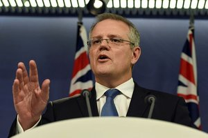 Scott Morrison: Yeni Zelanda'da camilere saldıranlardan biri Avustralya vatandaşı