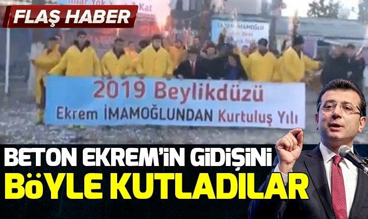 EKREM İMAMOĞLU'NDAN KURTULUŞ YILI!