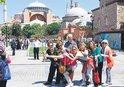 İSTANBUL'A ALMAN AKINI
