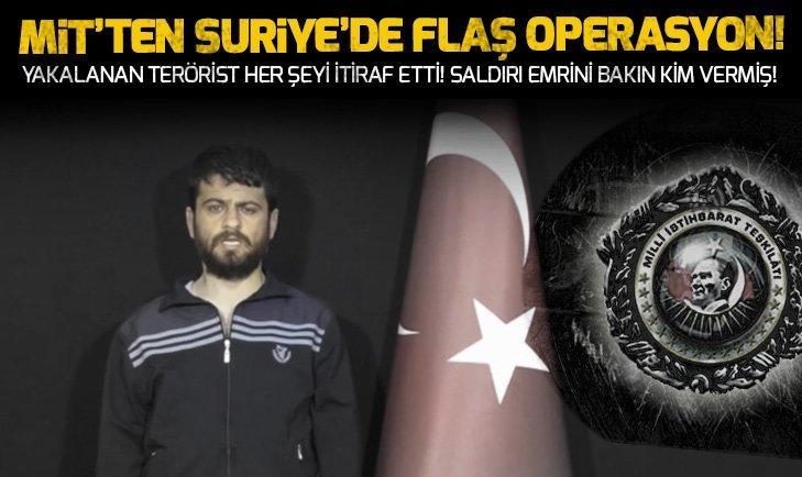 TERÖRİST YUSUF NAZİK HER ŞEYİ İTİRAF ETTİ: SALDIRI EMRİNİ...