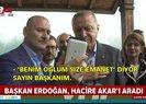 Son dakika: Başkan Erdoğan Hacire Akar ile konuştu |Video