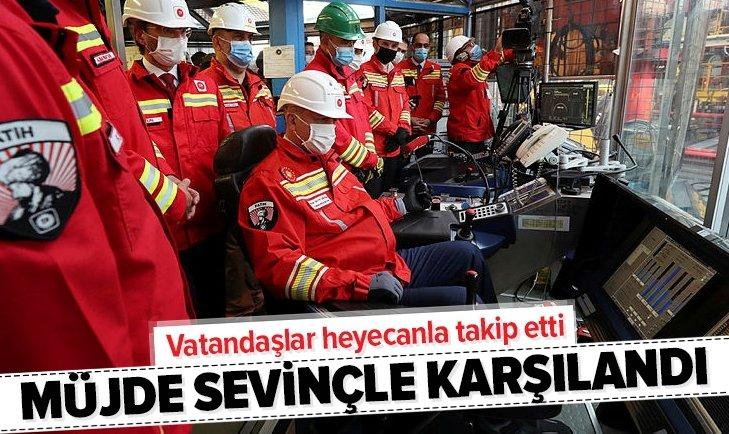 Başkan Erdoğan'ın müjdesi sevinçle karşılandı