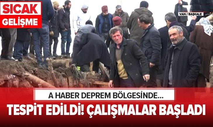 TESPİT EDİLDİ! ÇALIŞMA BAŞLATILDI