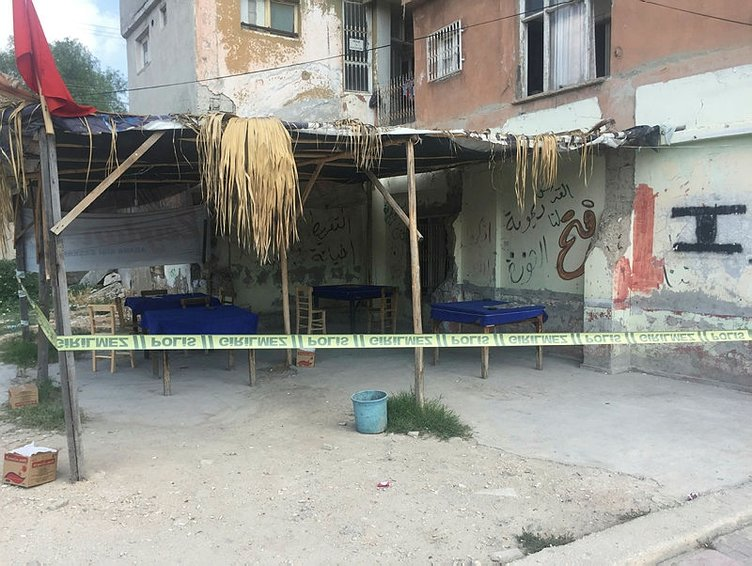 KURTLAR VADİSİ'NİN ÇEKİLDİĞİ YERDE SALDIRI