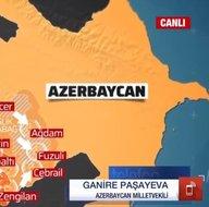 Azerbaycan - Ermenistan cephe hattında neler oluyor? Azerbaycan Milletvekili Ganire Paşayeva A Habere konuştu
