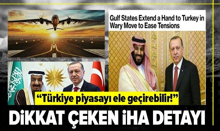 Türkiye piyasayı ele geçirebilir