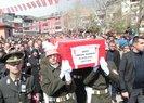 AFRİN ŞEHİDİ UZMAN ÇAVUŞ ORHAN SÜRMEN'İ KAHRAMANMARAŞ'TA 10 BİN KİŞİ UĞURLADI
