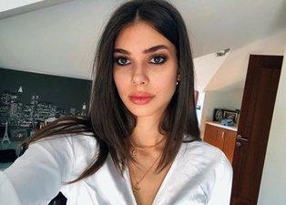 Defne Samyeli'nin kızı Deren Talu sosyal medyada alay konusu oldu! Hepsi photoshop çıktı