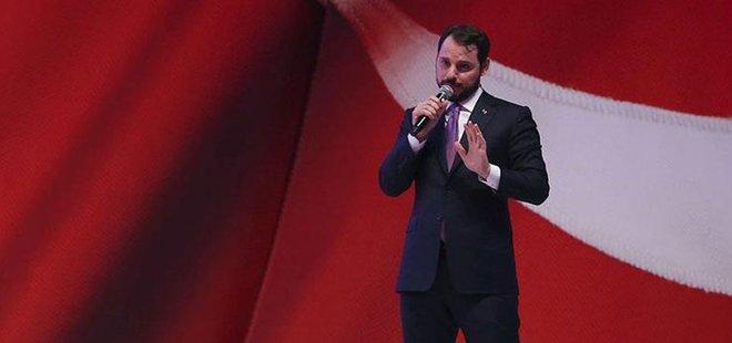 ENERJİ BAKANI BERAT ALBAYRAK'TAN ÖNEMLİ AÇIKLAMA