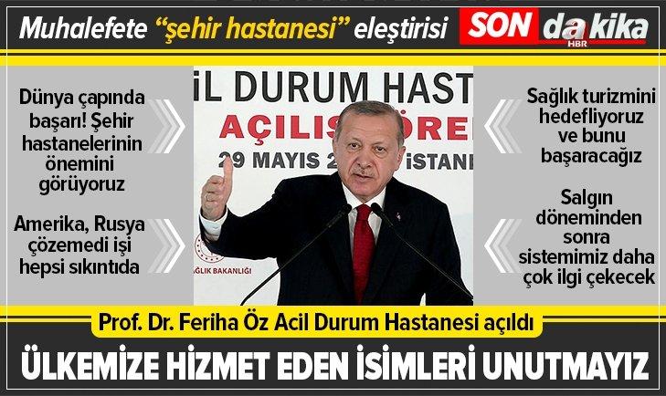 Başkan Erdoğan ve Bakan Koca'dan kritik açıklamalar