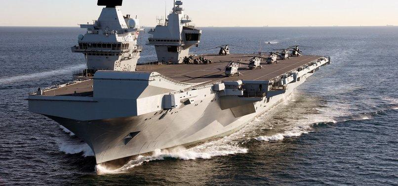 Yunanistan için Doğu Akdeniz'e uçak gemisi gönderecekler! Türk düşmanları Doğu Akdeniz'de birleşti