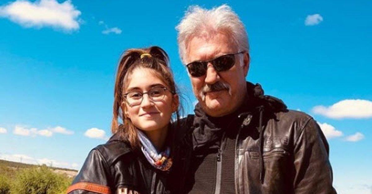 Tamer Karadağlı'nın kızı Zeyno Karadağlı köşe yazarı oldu!