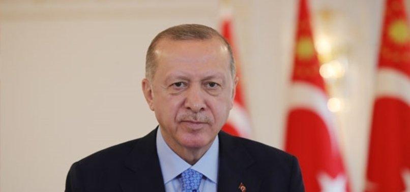 Son dakika: Başkan Erdoğan: Bu yatırımlar inşallah gücümüze güç katacak